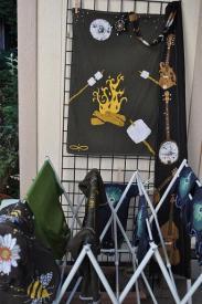 Variety of SE Portland ORIGINAL Batik work from Sleeping Bee Studio_RCJAE, LLC all rights reserved copyright 2013.jpg - rdz