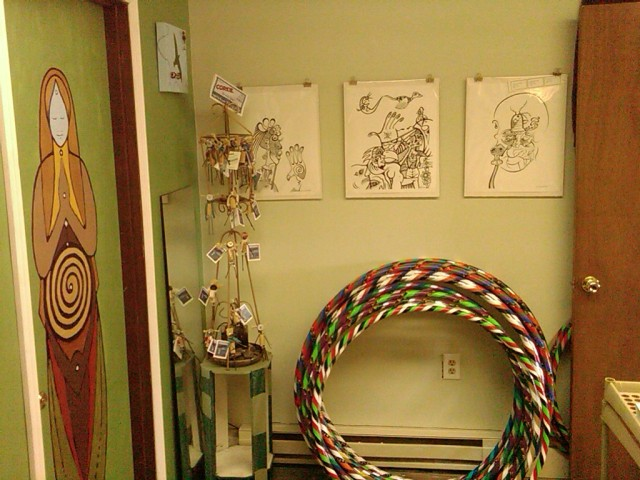 "Hoops - sizes 36"", 38"" and 40"""