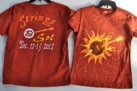 Strings & Sol 2013 (front & back) Sleeping Bee Batiks all rights reserved RCJAE, LLC
